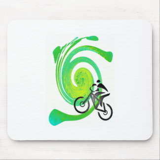 READY MY RIDE MOUSE MAT