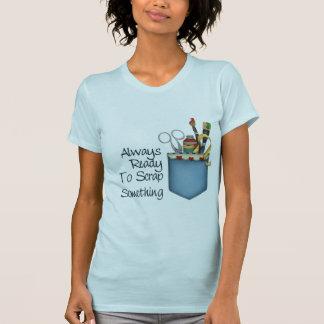 Ready Scrapper T-shirts
