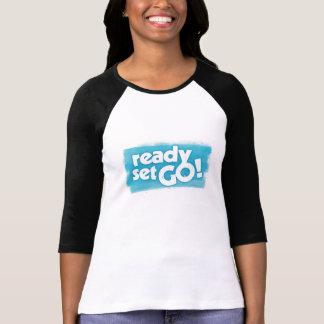 Ready Set Go Raglan Shirt