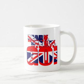Ready Steady Go Coffee Mugs