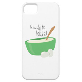 Ready To Bake! iPhone 5 Cases