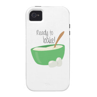 Ready To Bake! Case-Mate iPhone 4 Cases
