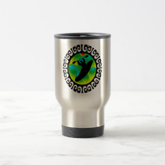 READY TO BOOF STAINLESS STEEL TRAVEL MUG