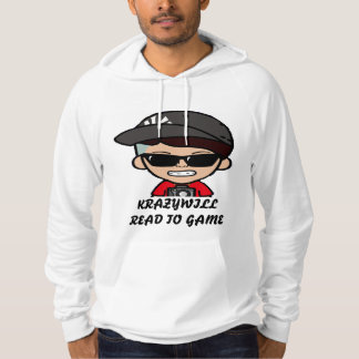 READY TO GAME JUMPER HOODIE