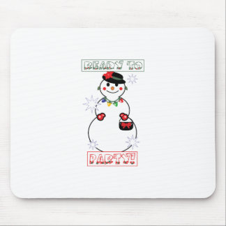 Ready To Party Mousepad