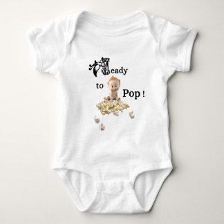 Ready to Pop Baby Bodysuit