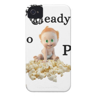 Ready to Pop iPhone 4 Case