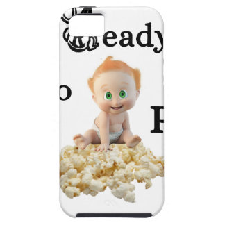 Ready to Pop Tough iPhone 5 Case