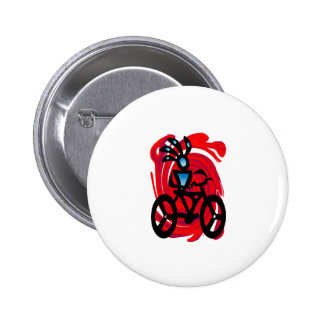 READY TO ROLL 6 CM ROUND BADGE