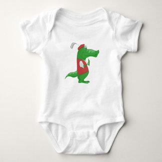 Ready to Swing - baby bodysuit