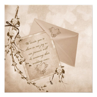 Reaffirmation Of Vows Announcements