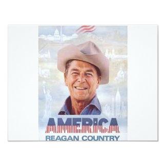 Reagan 11 Cm X 14 Cm Invitation Card