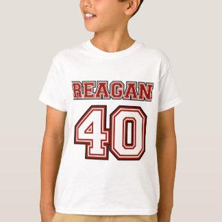 Reagan # 40 shirt