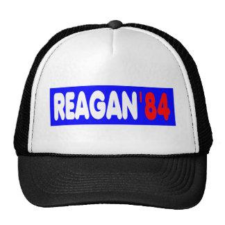 Reagan '84 hats