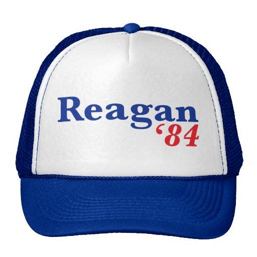 Reagan '84 mesh hat