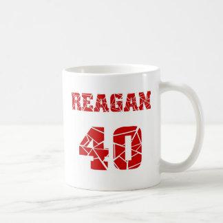 Reagan Basic White Mug