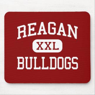Reagan - Bulldogs - High School - Houston Texas Mouse Pad