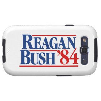 Reagan Bush 84 Campaign Samsung Galaxy SIII Cover