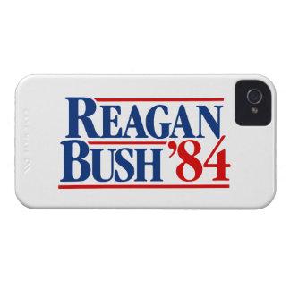 Reagan Bush '84 Case-Mate iPhone 4 Cases