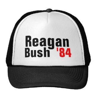 Reagan Bush '84 Mesh Hat