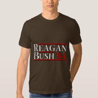 Reagan Bush '84 Tee Shirt