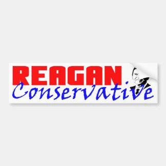 Reagan Conservative Bumper Sticker