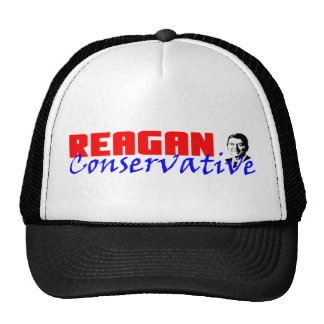 Reagan Conservative Hat