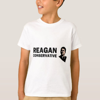 Reagan Conservative (Style 2) T-Shirt