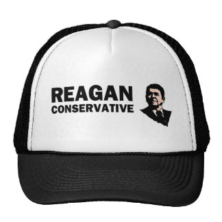 Reagan Conservative Style 2 Trucker Hat