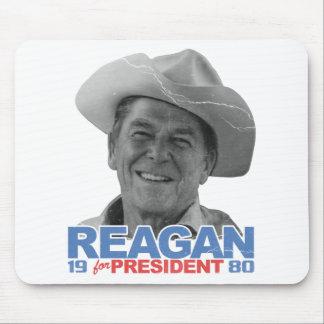 Reagan Cowboy 1980 Mouse Pad