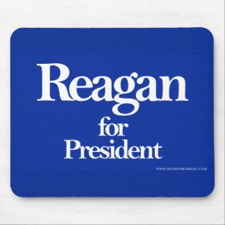 Reagan - Customized Mouse Pad