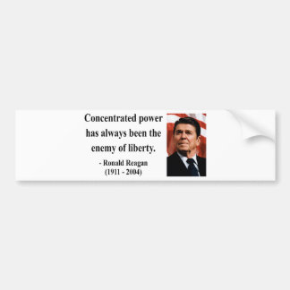 Reagan Quote 8b Bumper Stickers