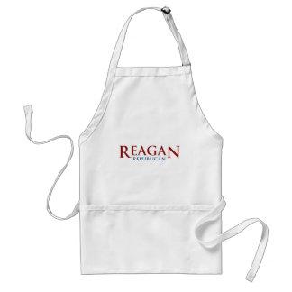 Reagan Republican Standard Apron