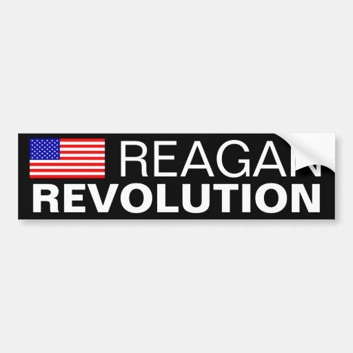 Reagan Revolution Bumper Stickers