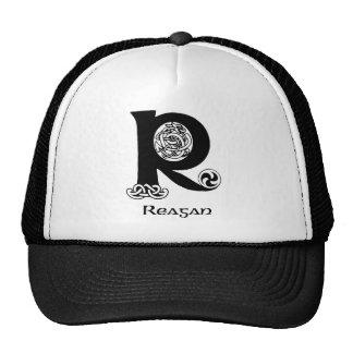 Reagan Surname Mesh Hats