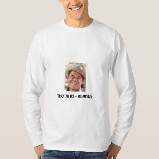REAGAN, The Anti - Obama T-Shirt