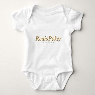 Reaispoker Baby Bodysuit