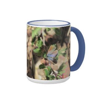 Reakirt's Blue Butterfly Mug