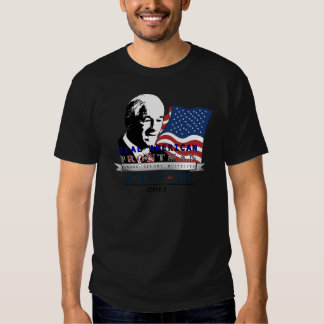 Real American Frontman Ron Paul 2012.png T-shirts