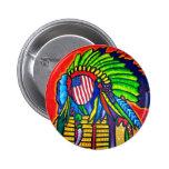Real American Pin