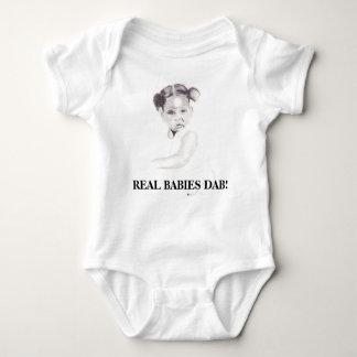 REAL BABIES DAB 1 T-SHIRTS