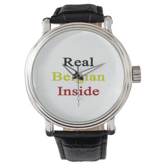 Real Belgian Inside Wristwatches