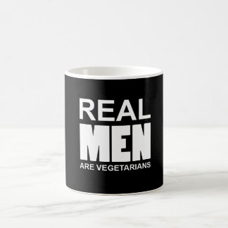 Real but are vegetarians coffee mug