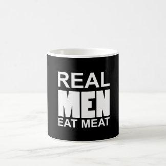 Real but eat meat coffee mug