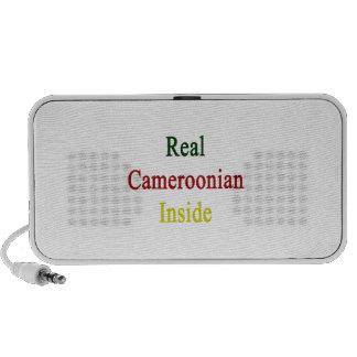 Real Cameroonian Inside Mini Speakers
