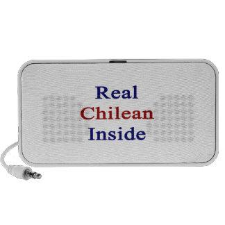 Real Chilean Inside Portable Speaker