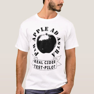 Real Cider Test-Pilot - No. 4 T-Shirt