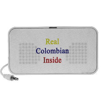 Real Colombian Inside Mp3 Speaker