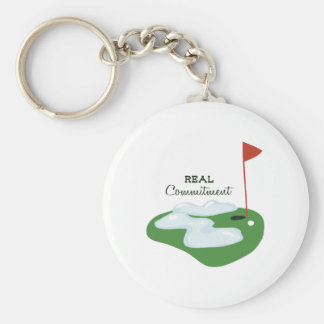 Real Commitment Key Chains
