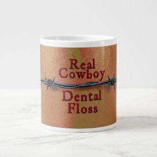 Real Cowboy Jumbo Mug